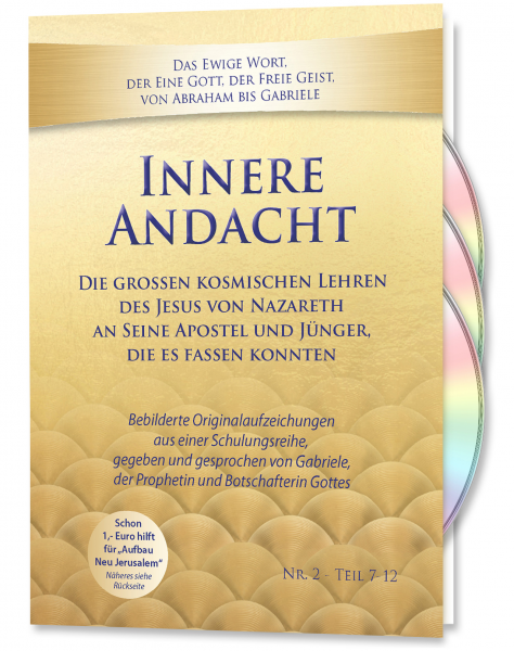 Innere Andacht Nr.2 - DVD-Box